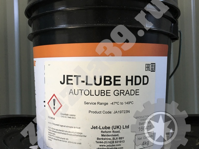 JET-LUBE HDD